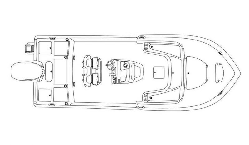 2022 Tidewater 2500 CB full